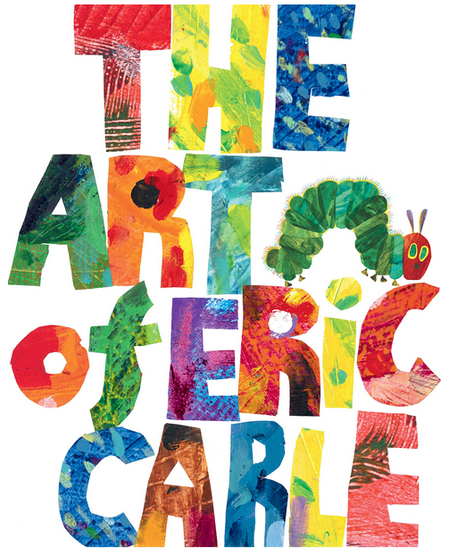 The Art of Eric Carle Book cover