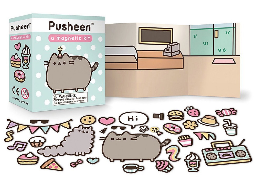 Pusheen magnet kit mini