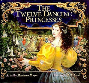 The-twelve-dancing-princesses-picture-book