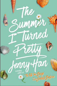 Currently Bookmarked post -Book cover for The Summer I Turned Pretty by Jenny Han