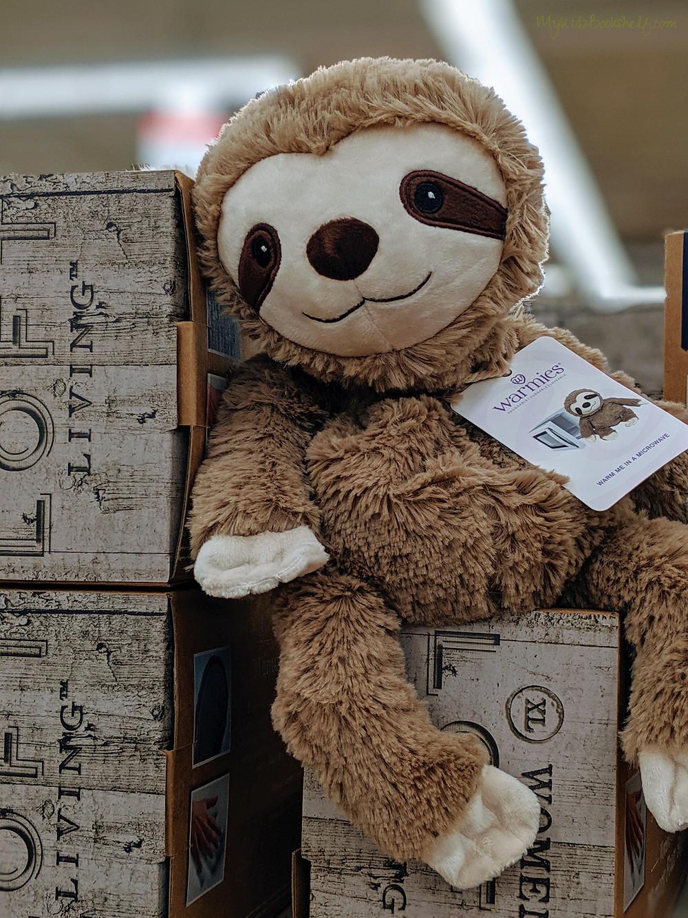 a-sloth-warmie