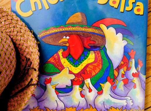 Cinco de Mayo! - The Whole Enchilada! Mexican Food, Fun and Festive Books to Enjoy!
