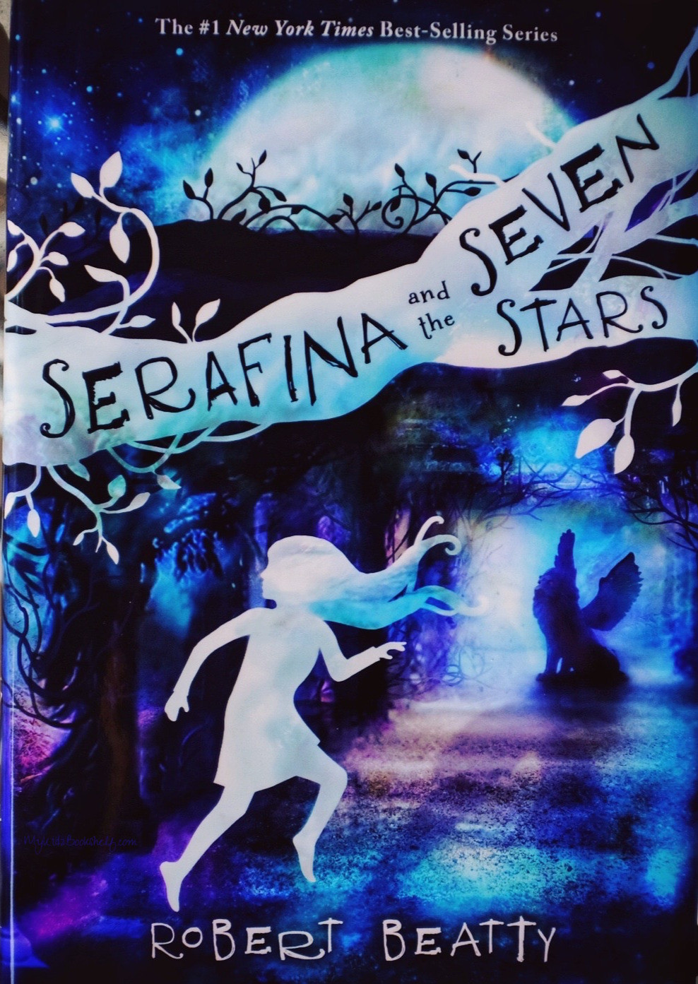 Serafina-and-the-Seven-Stars-by-Robert-Beatty-art-by-Alexander-Jansson-book-review