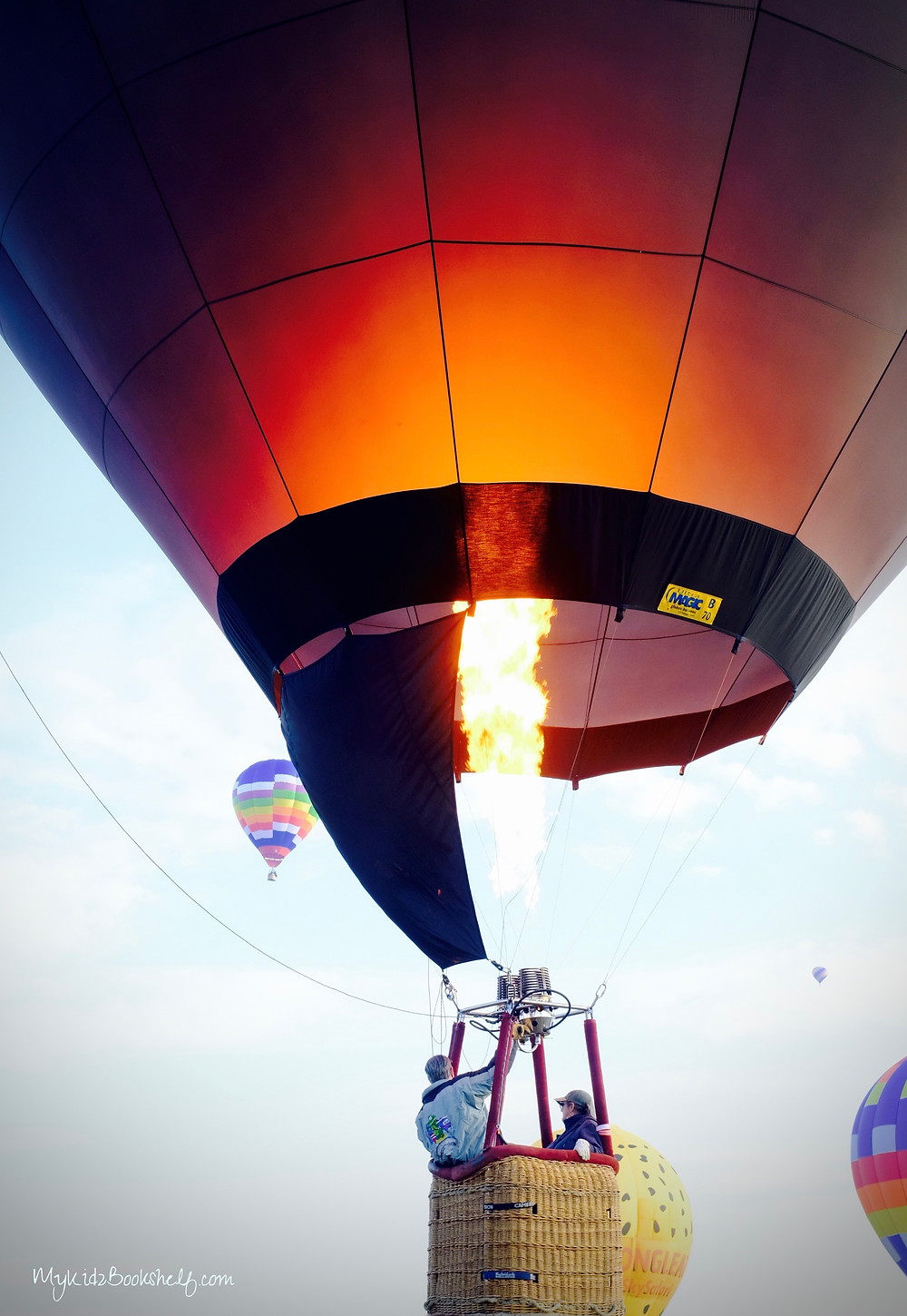 hot-air-balloon-being-filled-up-with-flame-showing