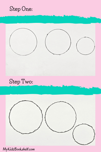 Chocolate chip cookie character drawing tutorial