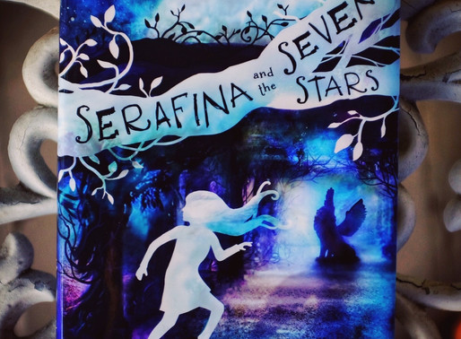 Serafina and the Seven Stars Fab Book Feature + Fun Ideas and Activities!