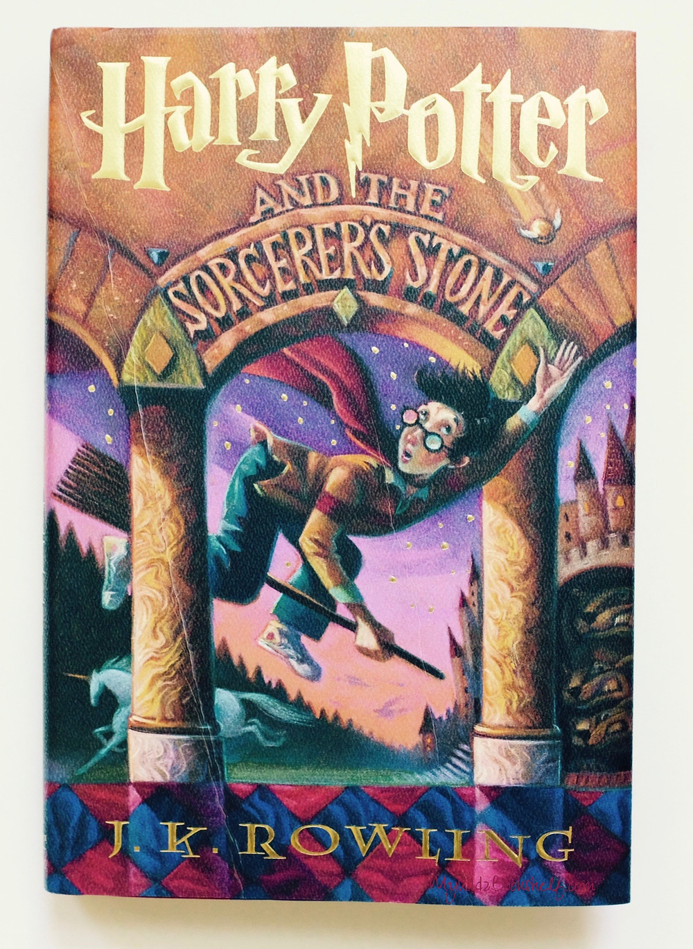 Harry-Potter-and-the-Sorcerer's Stone-by-J.K.-Rowling