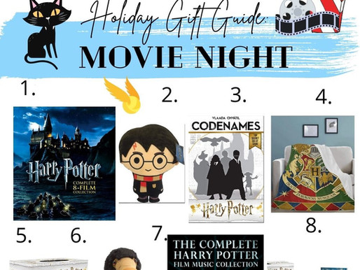 The Ultimate Harry Potter Gift Guides for Magical Fans of All Ages!