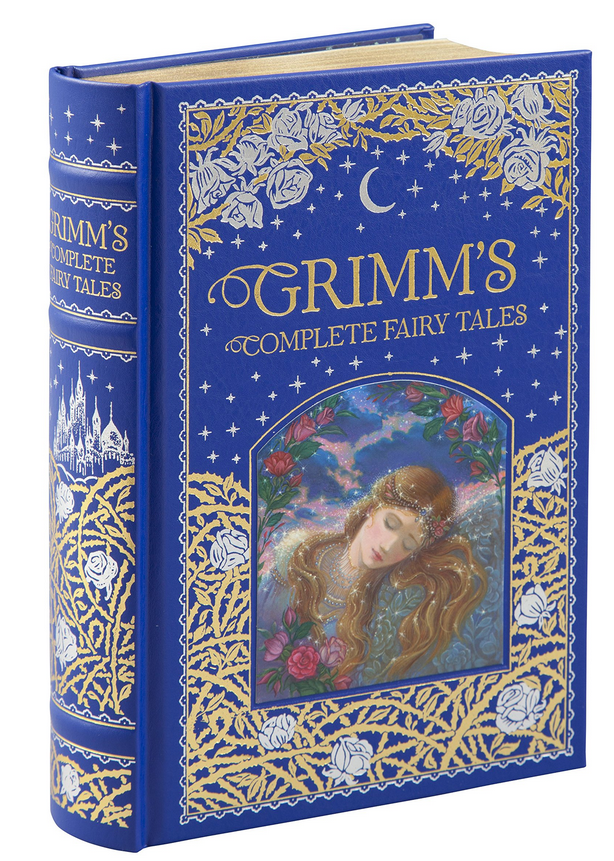 Grimm's-Brothers-Complete-Original-Fairy-Tales-book-collection-Maleficent