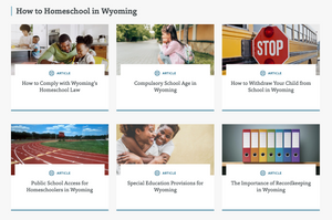 posts from HSLDA blog about homeschooling FAQs