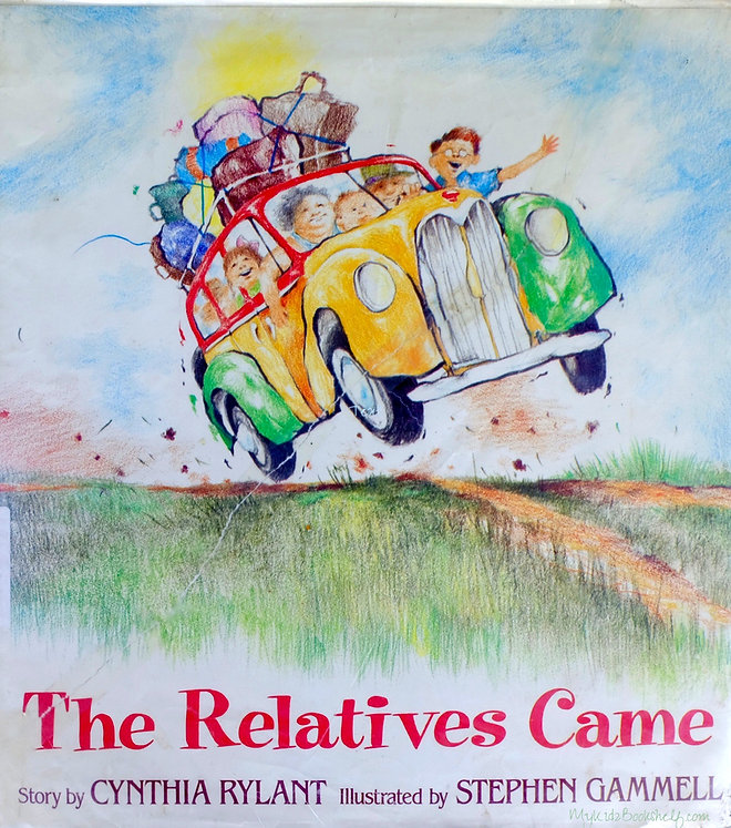 The-Relatives-Came-by-Cynthia-Rylant