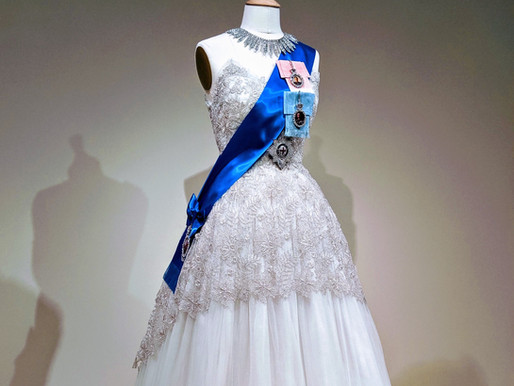 Costuming The Crown: A Must-See Exhibit for Fans of Royalty, Fashion & The Netflix Original Series!