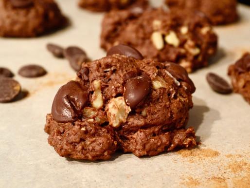 Double Chocolate Scones-An Amazing Autumn Scone Recipe!