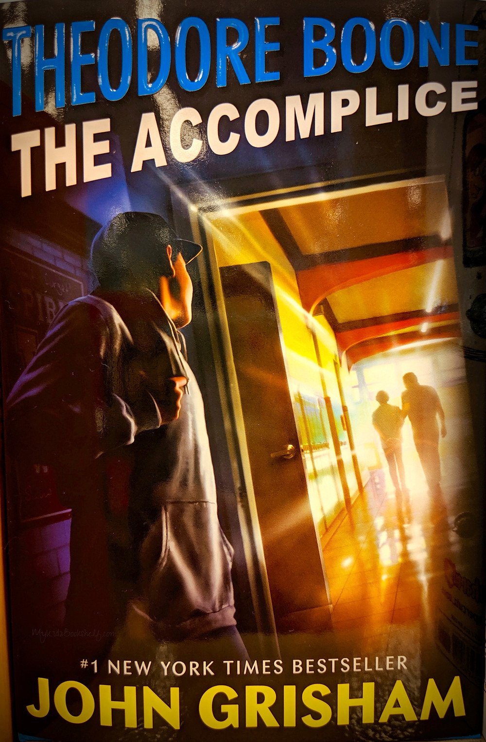 Theodore Boone - The Accomplice  by John Grisham