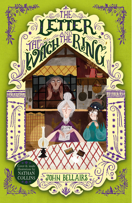 Book cover - The-Letter,-The-Witch-and-the-Ring