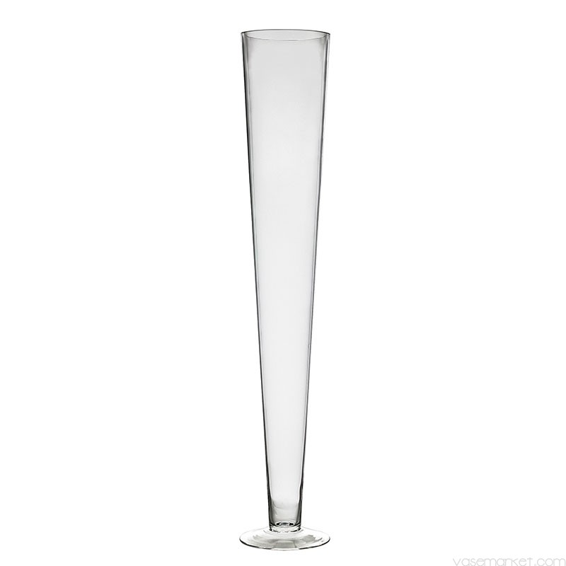 glass-trumpet-vase-h-32-31