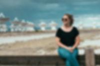 NATALIE AT THE VLA