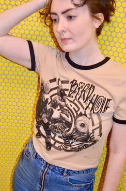 """""""Bird Hole"""" T-shirts"""