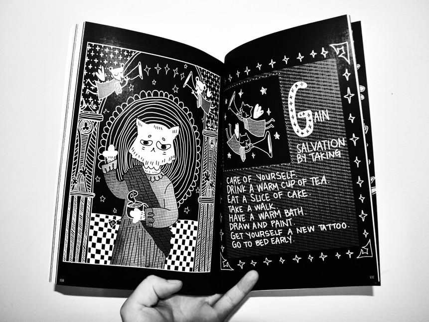 Vol. 2 Comic Excerpt (by Sel Lee)