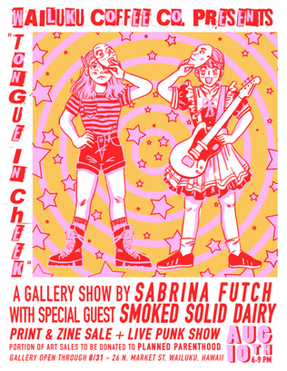 """""""Tongue in Cheek"""" Solo Gallery Show"""