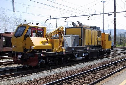 rail preheating Parmaprogetti