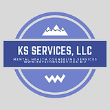 KS Services, LLC logo FINAL COLOR 3c4c96