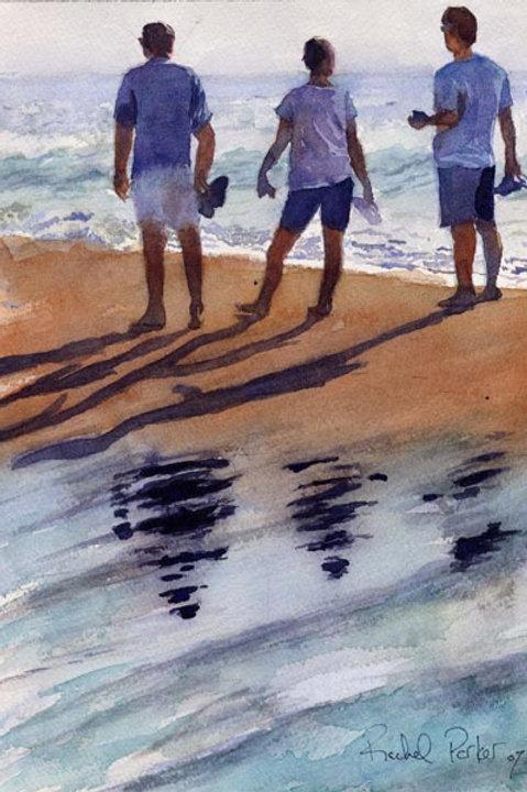 """Beach Reverie"" Giclée"