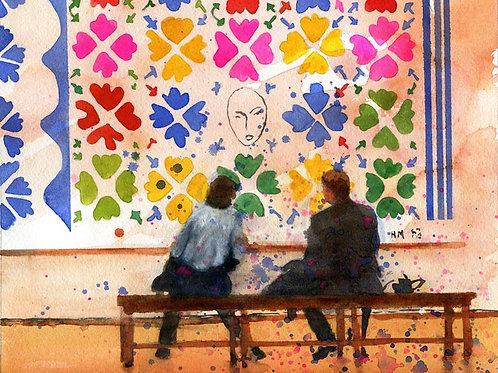 """""""Matisse Reverie"""" Giclée"""