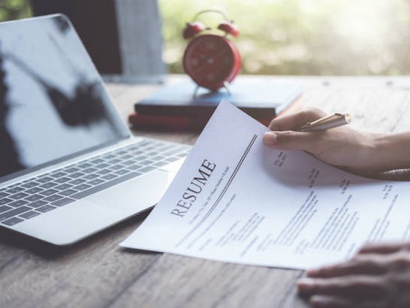 How to Master the Art of the Resumé