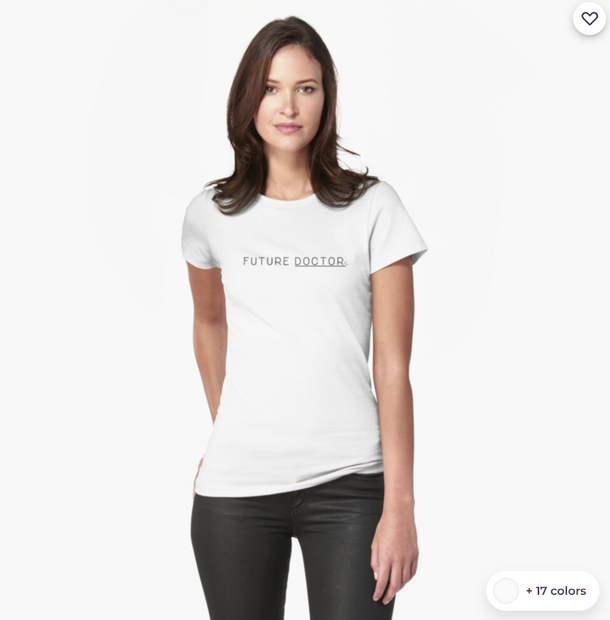 """Future Doctor"" T-Shirt"