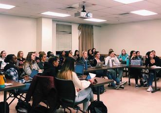 Fall 2018 CV/Personal Statement Workshop