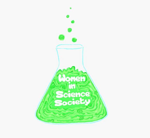 Women in Science Society Sticker