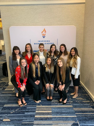 Spring 2019 Inspiring Women Leaders Conference