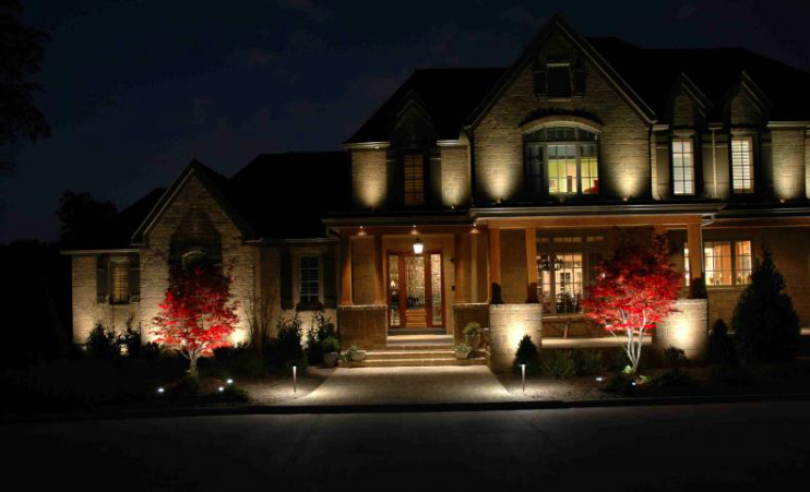 Landscape Lighting 4