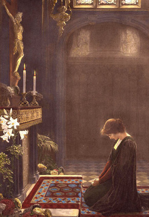 Adoration and Reparation for Priests