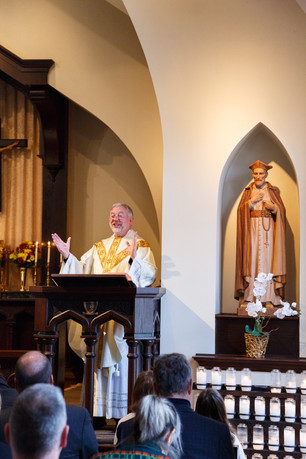 Homily: Fr. Drew Morgan, C.O. on the 500th Birthday of St. Philip Neri. July 21, 2015, St. Paul Cath