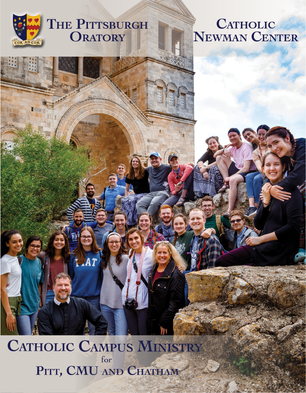 Fall 2020 Campus Ministry Brochure
