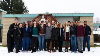 CMU Students Go On Retreat