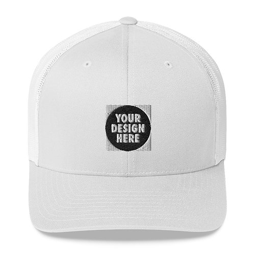 Trucker Cap-Your Design
