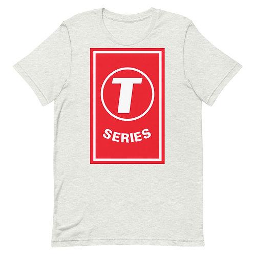 Unisex T-Shirt T-SERIES