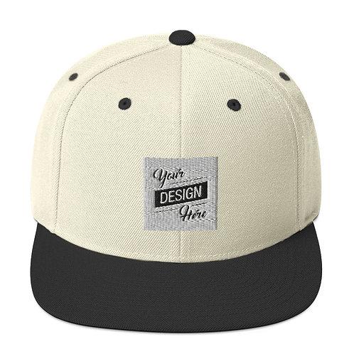 Snapback Hat- Your Design