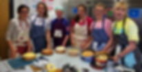 Cooking course for teenagers