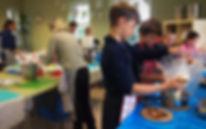 Children's Cooking Camp
