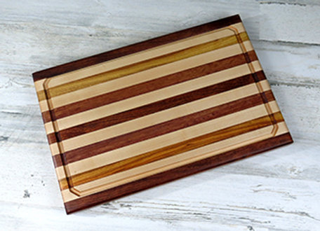 butcher block board