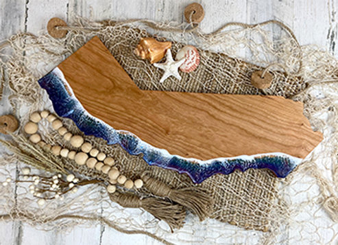 california beach epoxy board