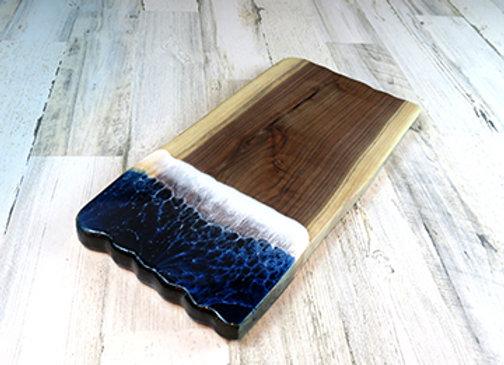 dark blue epoxy board