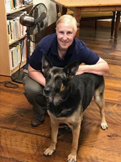 Deb Helfrich of Gold Star Dog Training