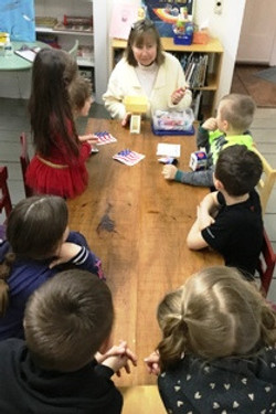 STEAM with Pre-K, Grades 1 and 2