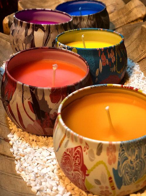 Vegan and Organic Candles
