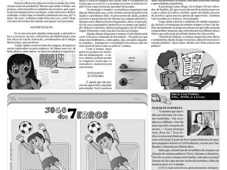 Jornal de Itatiba – Coluna do Clubinho